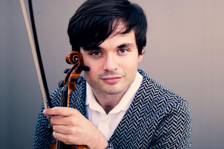 Francisco Fullana violinista